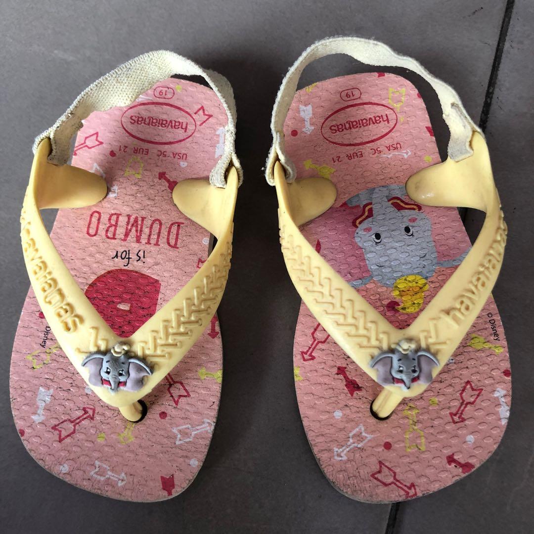 Havaianas Sandal anak uk. 19