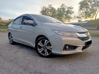 Honda CITY 1.5 V (A) P.START/REV.CAMERA TIPTOP CON