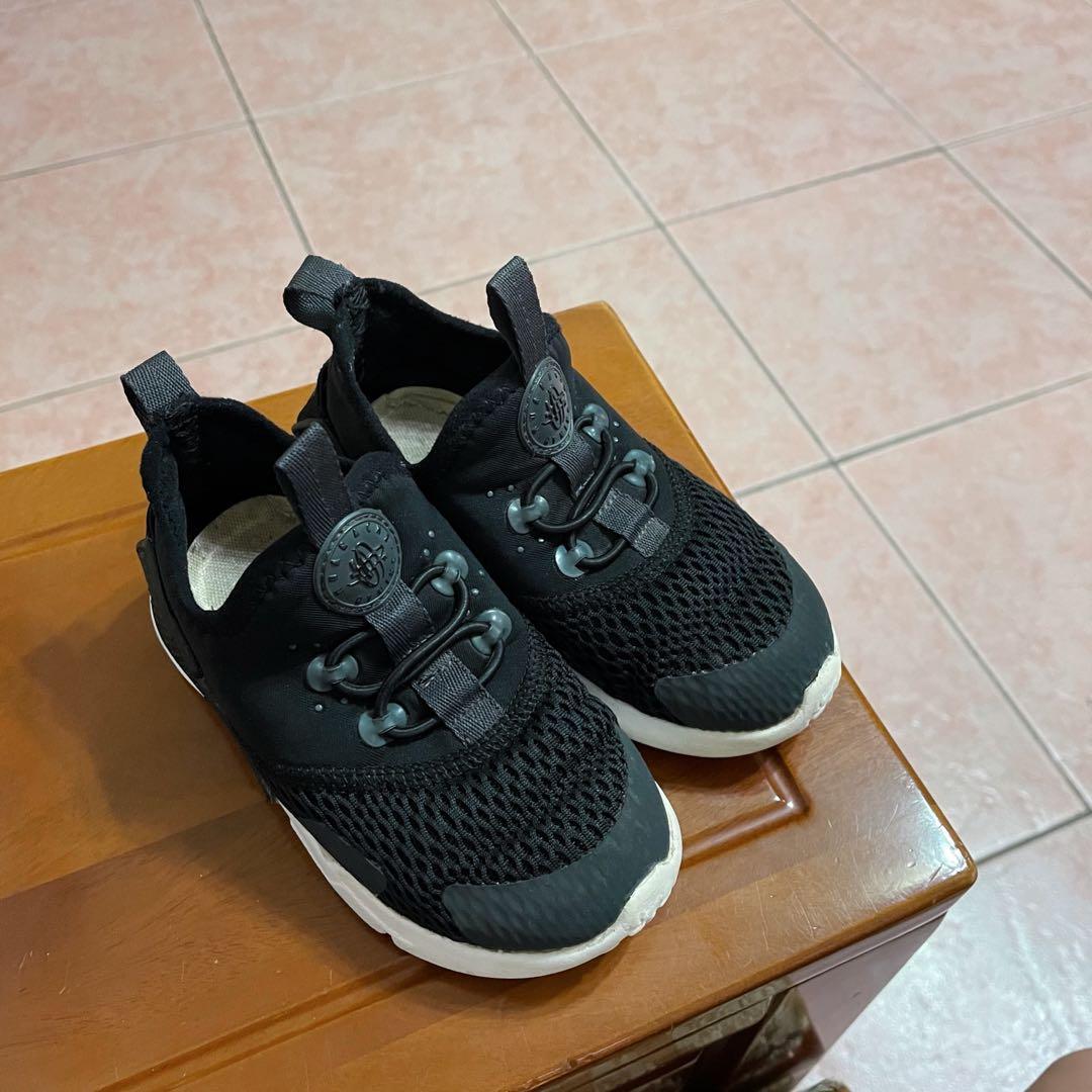 huarache nike extreme黑色小武士鞋童鞋現貨14cm
