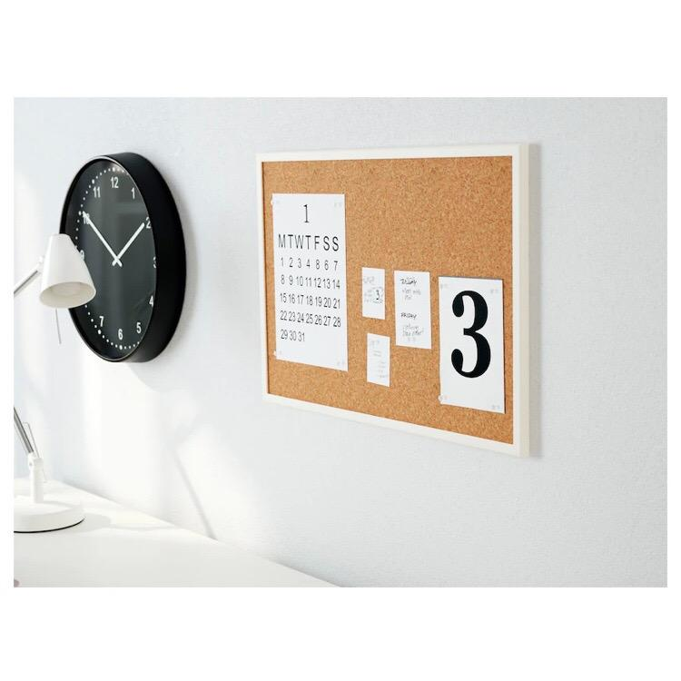 IKEA VÄGGIS 軟木 留言板