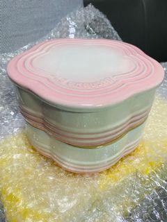 Le Creuset 2層CP陶瓷盒