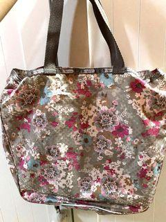 Lesportsac Flower Tote