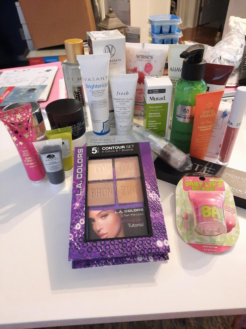 Make Up / Skincare Bundle