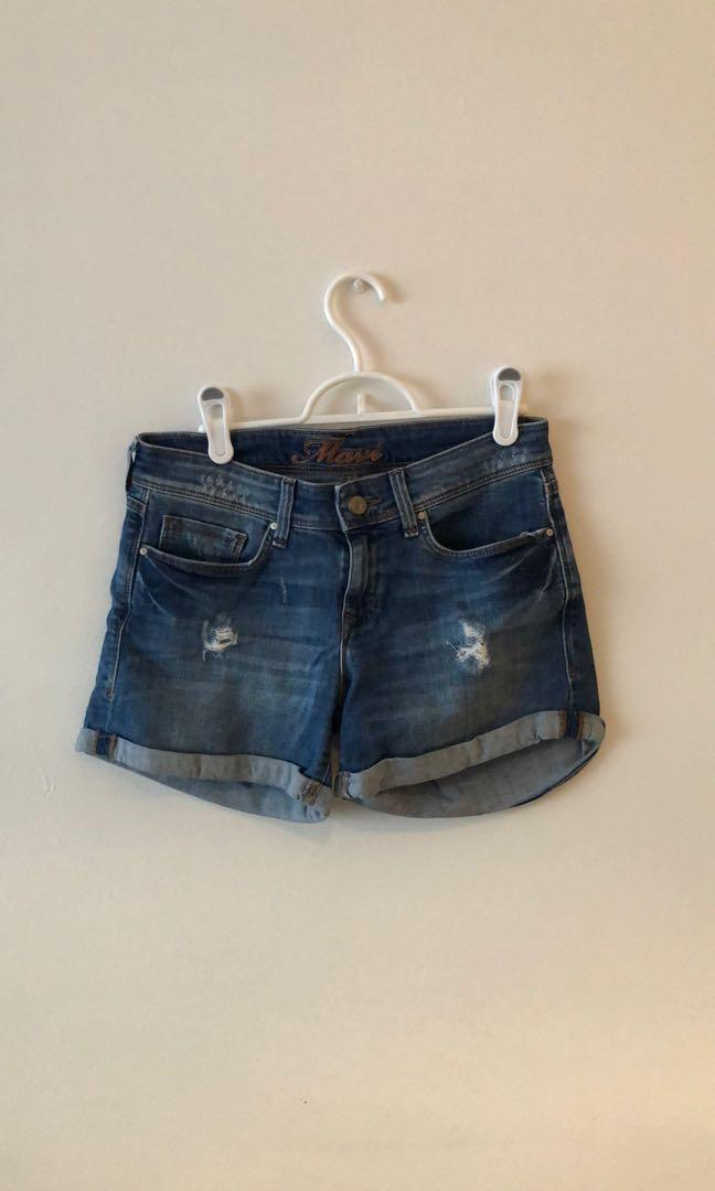 Mavi brand jean shorts