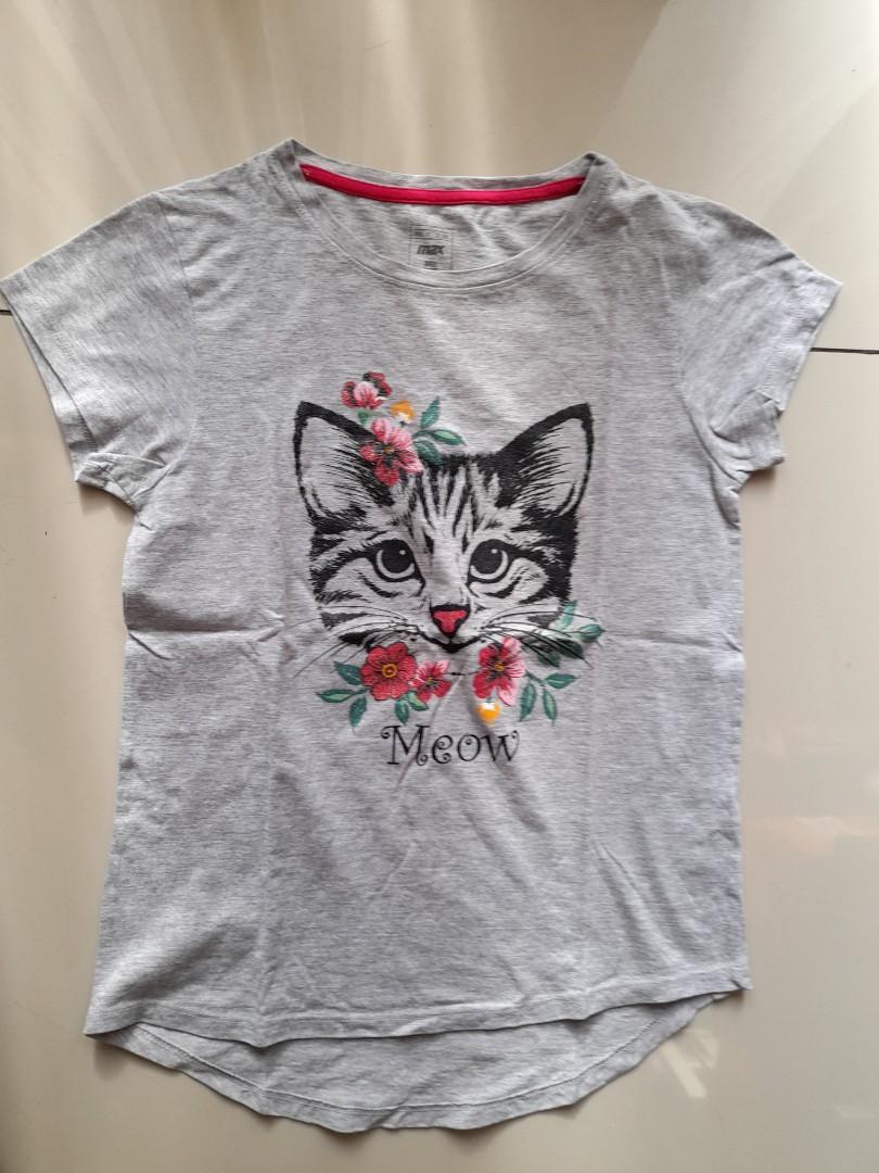Max Kaos Anak Perempuan Kucing