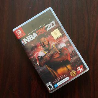 NBA 2K20 with Bonus Content for Nintendo Switch