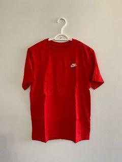 Nike Red Tee