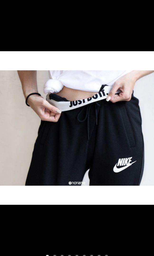 Nike正品運動長褲(noname shop購入)