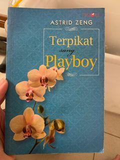 Novel Terpikat Sang Playboy by Astrid Zeng