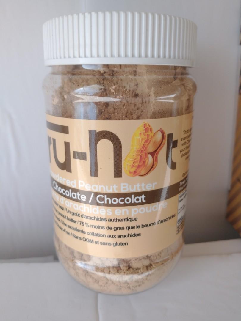 POWDERED PEANUT BUTTER Chocolate, 6.7 OZ (190 GRAMS) JAR