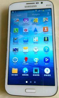 Samsung Galaxy Mega  5.8 inches i9152 85%new
