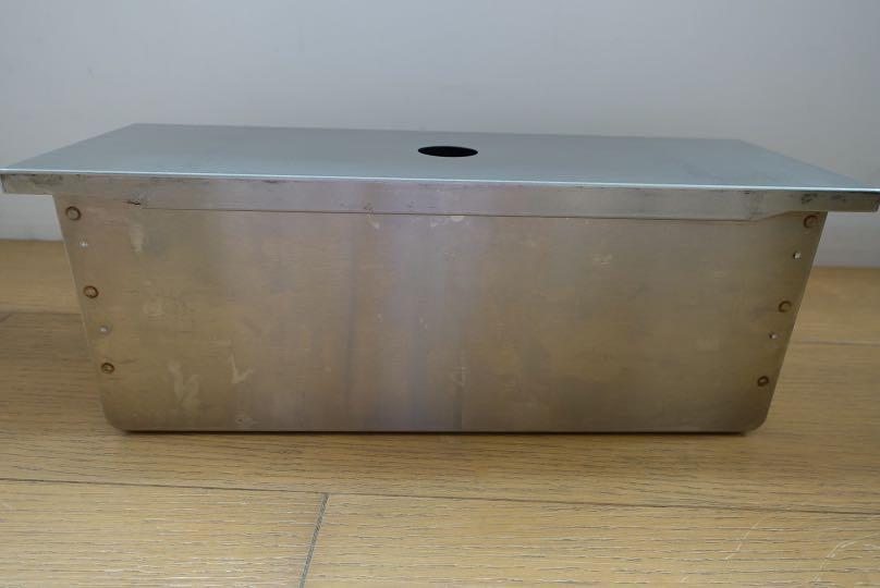 snowpeak IGT 不鏽鋼置物盒 1/2 (CK-025)