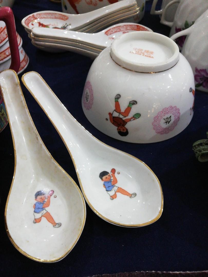 sudu dan mangkuk budak