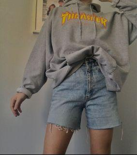 Thrasher oversized hoodie