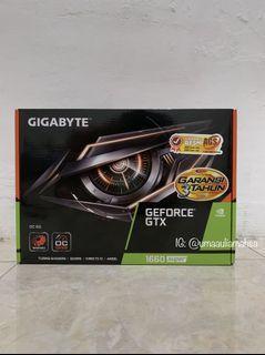 VGA GIGABYTE GTX 1660 Super OC 6G GDDR6