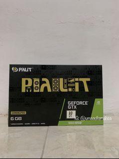VGA PALIT 1660 Super Gaming Pro 6G GDDR6