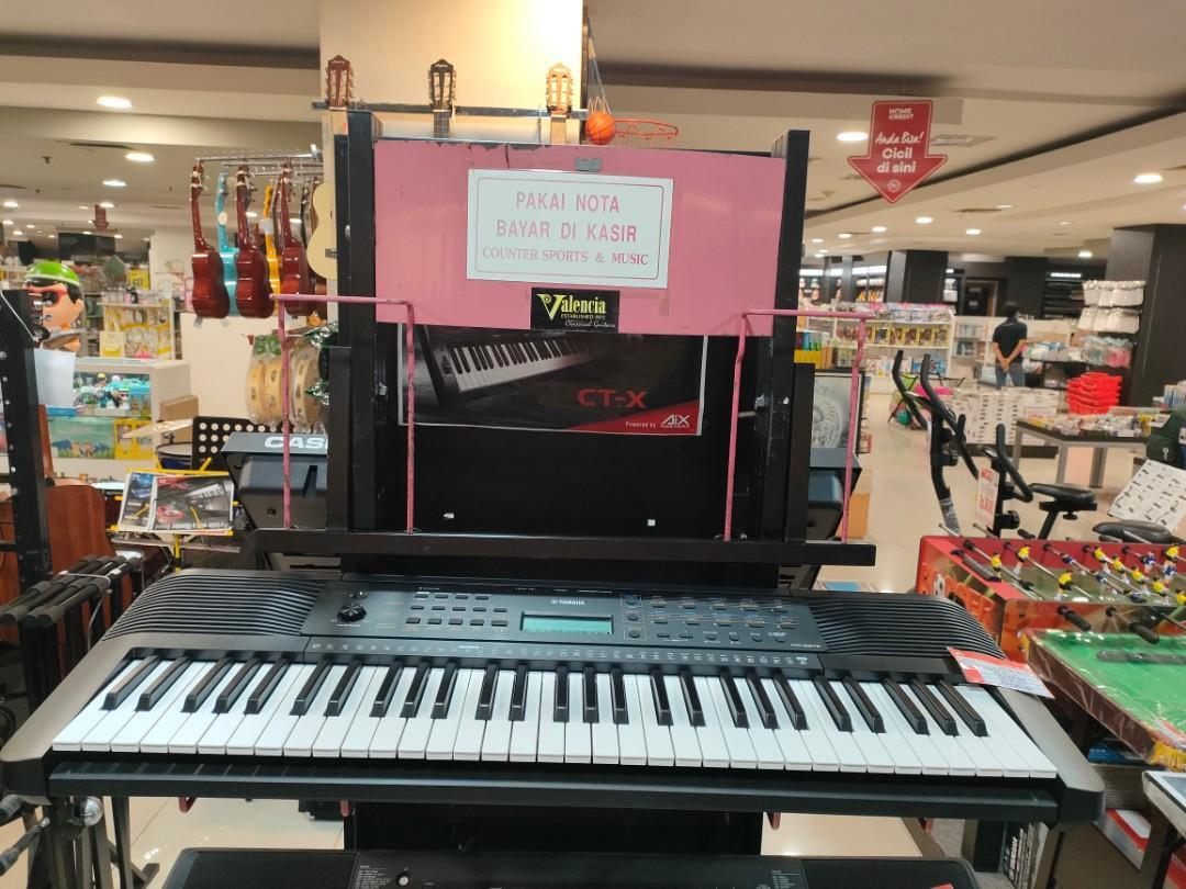 Yamaha Keyboard+Adaptor PSR-E 273
