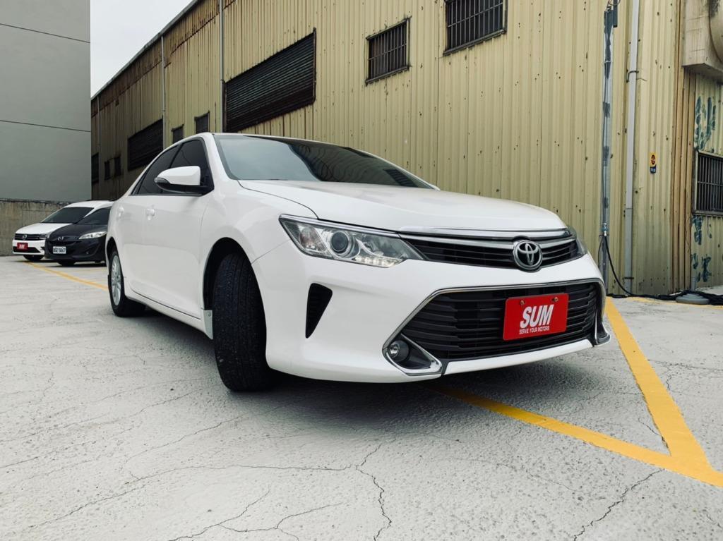 😍2017 Toyota Camry 2.0 經典型😍