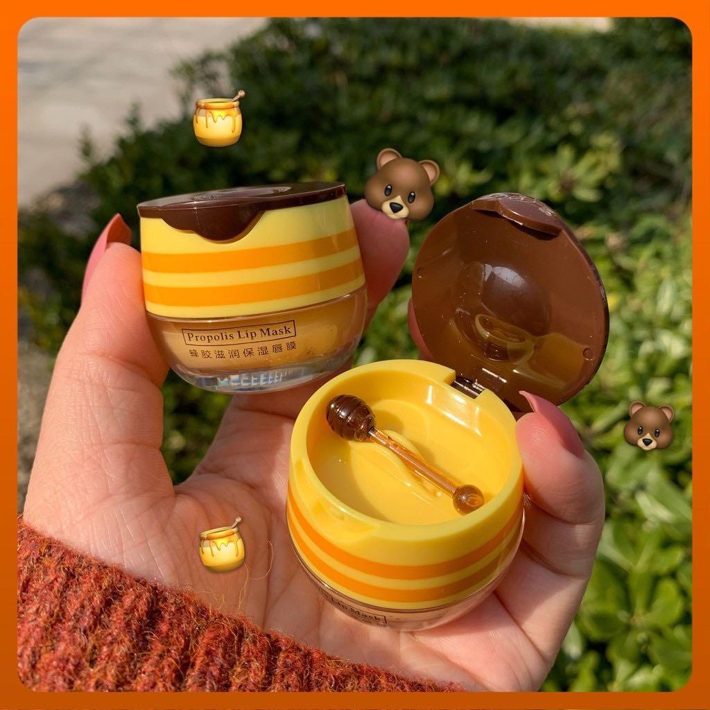 蜂蜜罐唇膜