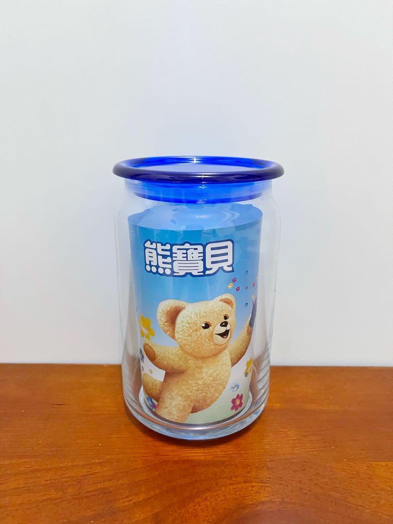 熊寶貝儲物罐