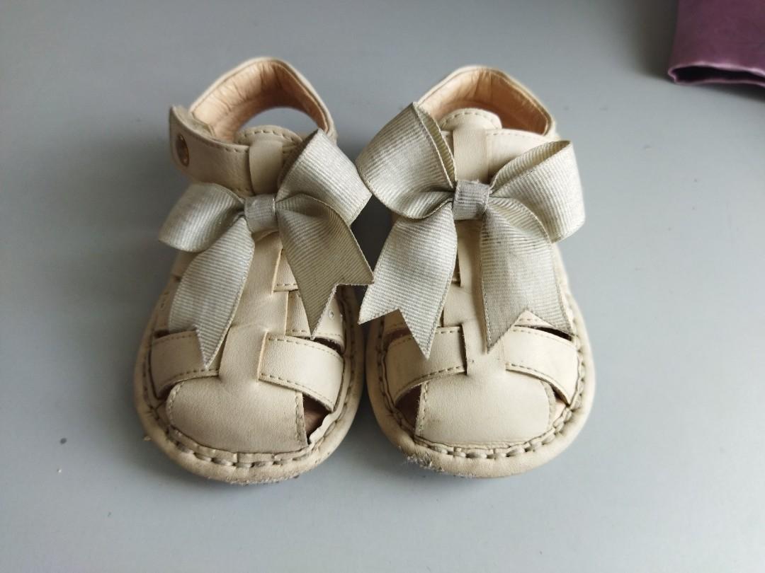 嬰幼兒學步鞋 涼鞋 拖鞋 13.5cm