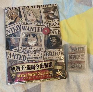 海賊王 One Piece 精品 4件