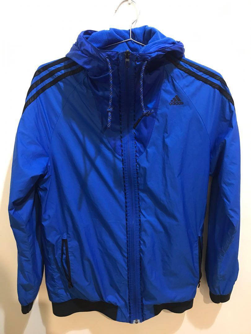 Adidas 內刷毛防風外套