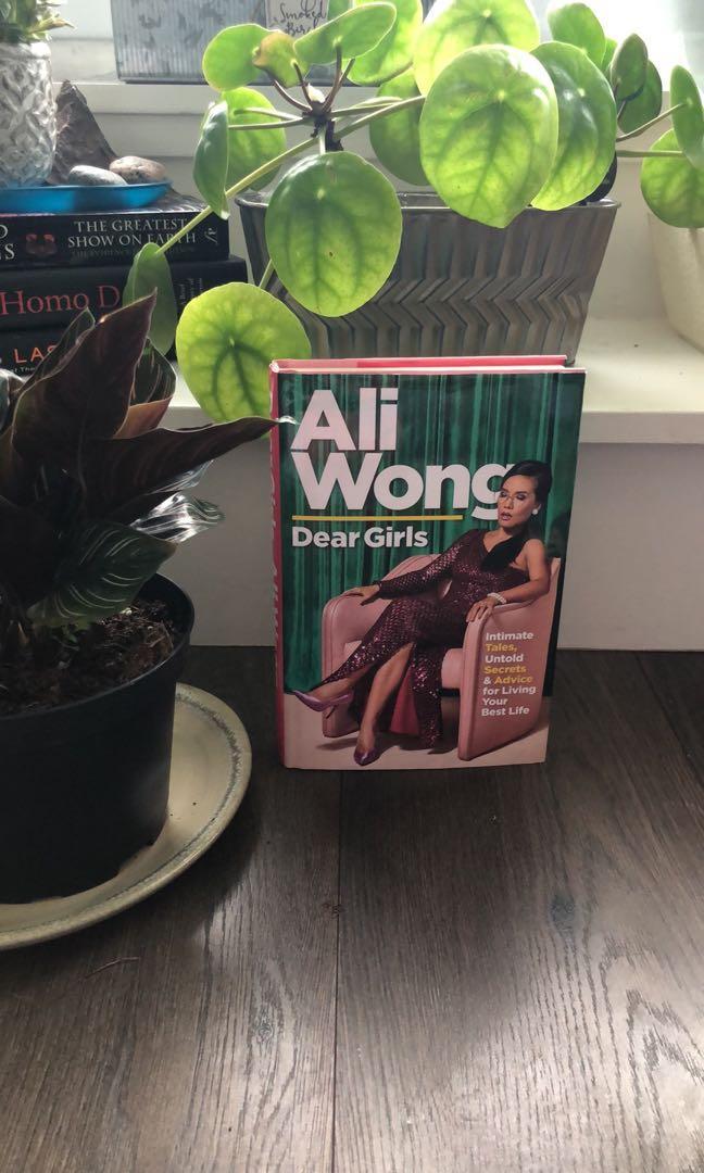 Ali wong dear girls book