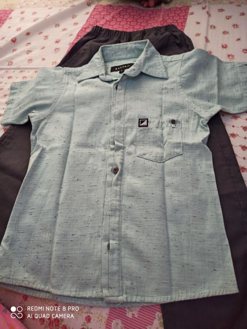 Baju Koko anak #sambutramadhan