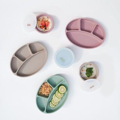 韓國bluemama餐盤