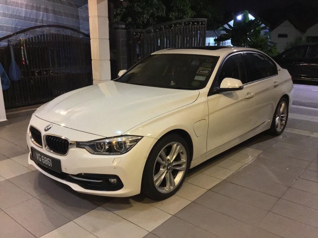 BMW 330e Sports