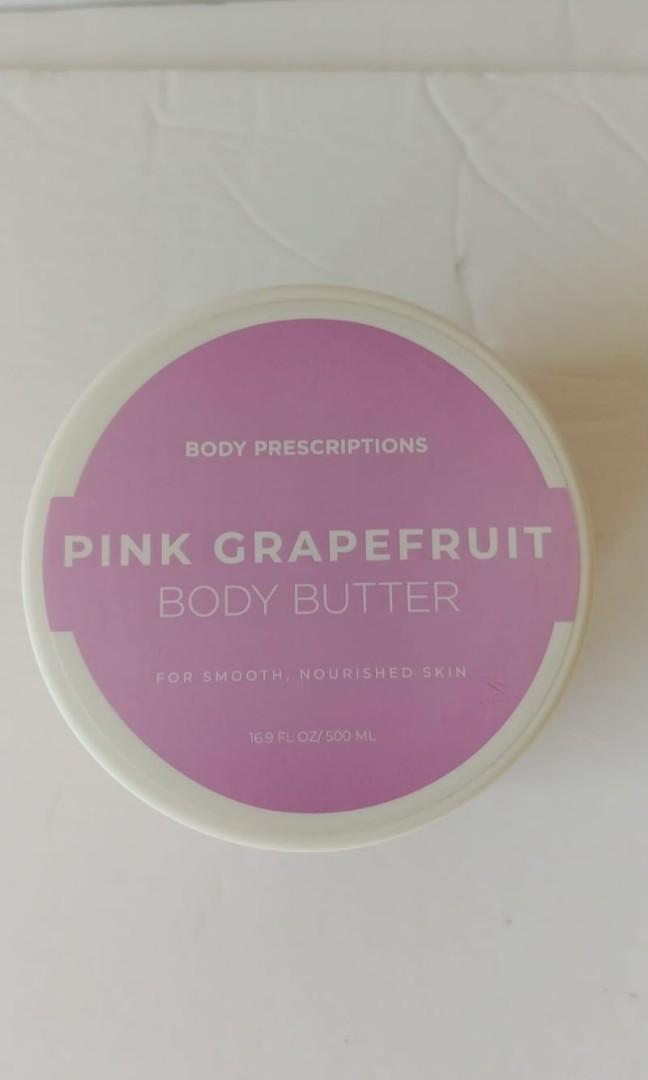🌸Body Prescriptions Pink Grapefruit Body Butter, 500 ml