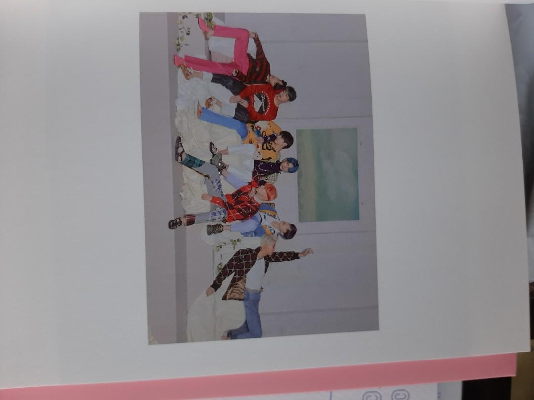 BTS 防彈少年團 專輯 MAP OF THE SOUL Persona 空專