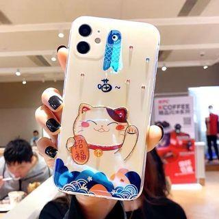 Cartoon Case Iphone 12 Pro Max