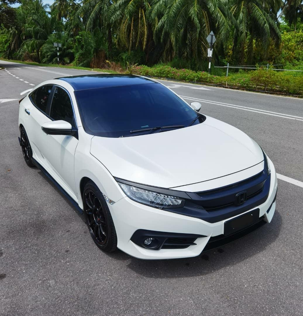 CIVIC FC 1.5 TCP TURBO