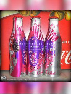 Coca-Cola Faithless Aluminum.bottle France