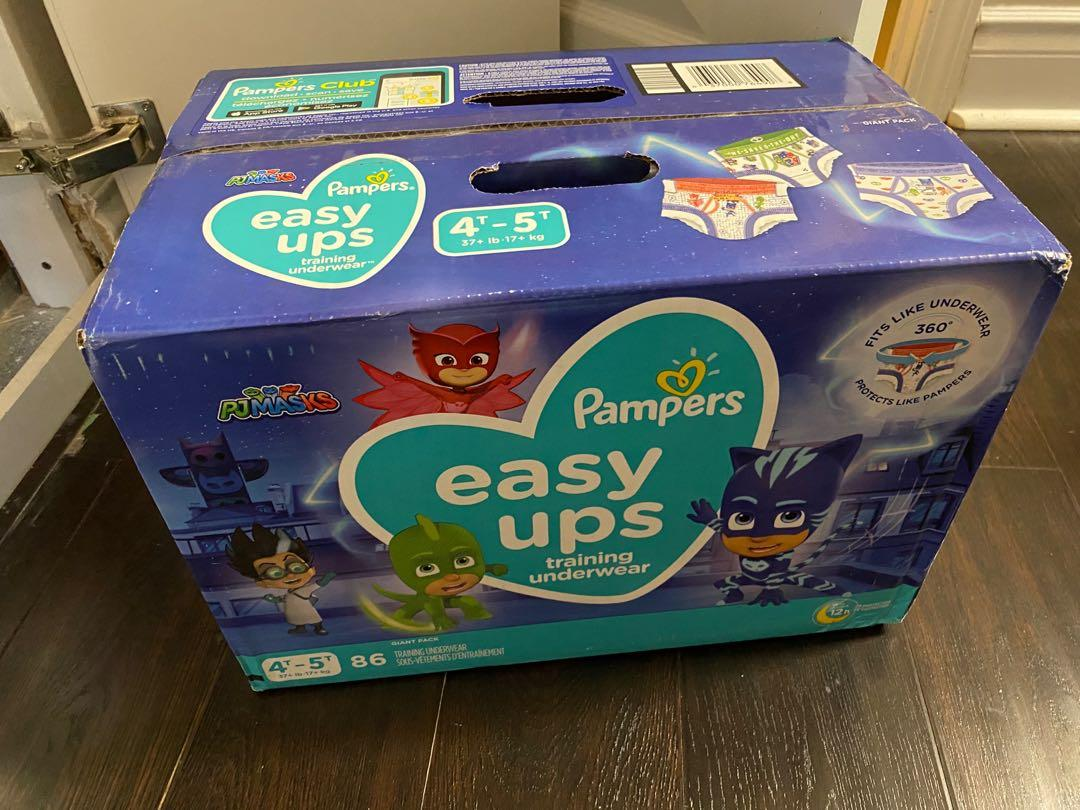 Easy ups diaper from pampers