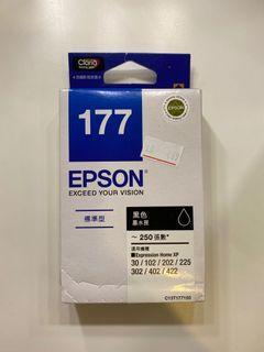 EPSON 墨水匣 黑色