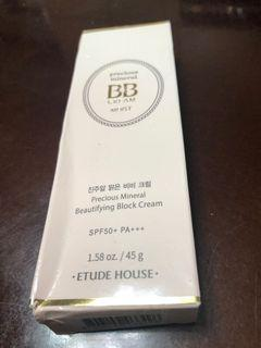 全新 ETUDE HOUSE BB霜 45g