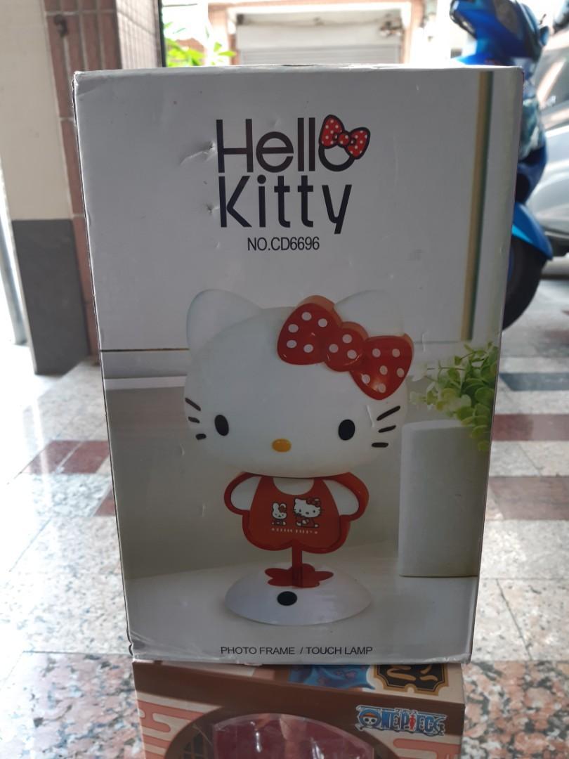 Hello Kitty檯燈