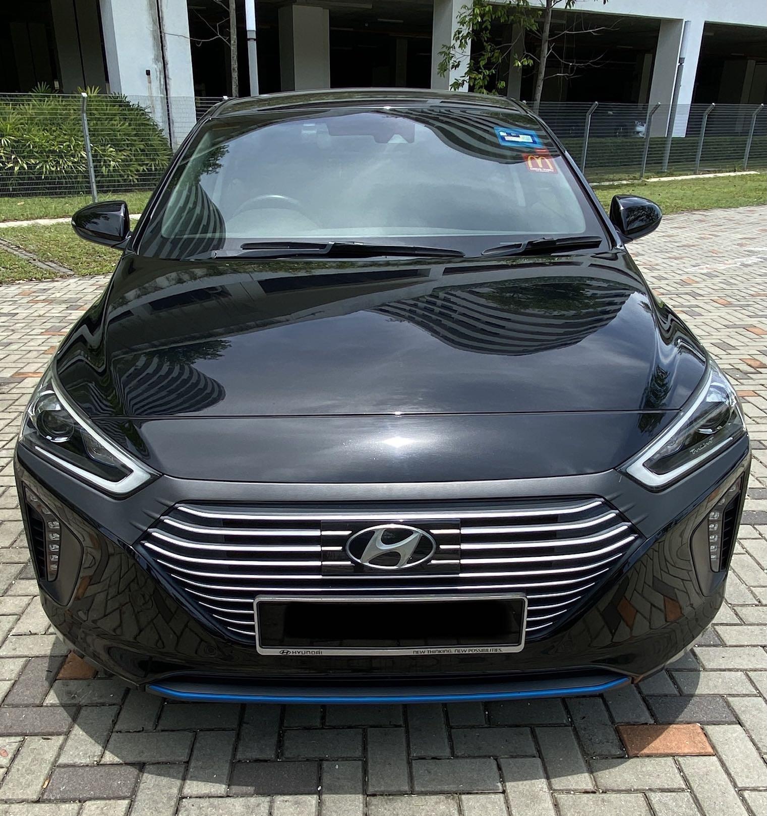 Hyundai Ioniq HEV PLUS 2017