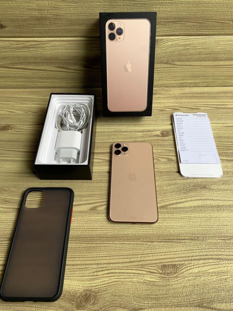 iphone 11 pro max 512gb Resmi digimap ON panjang Terima TT dan bisa COD