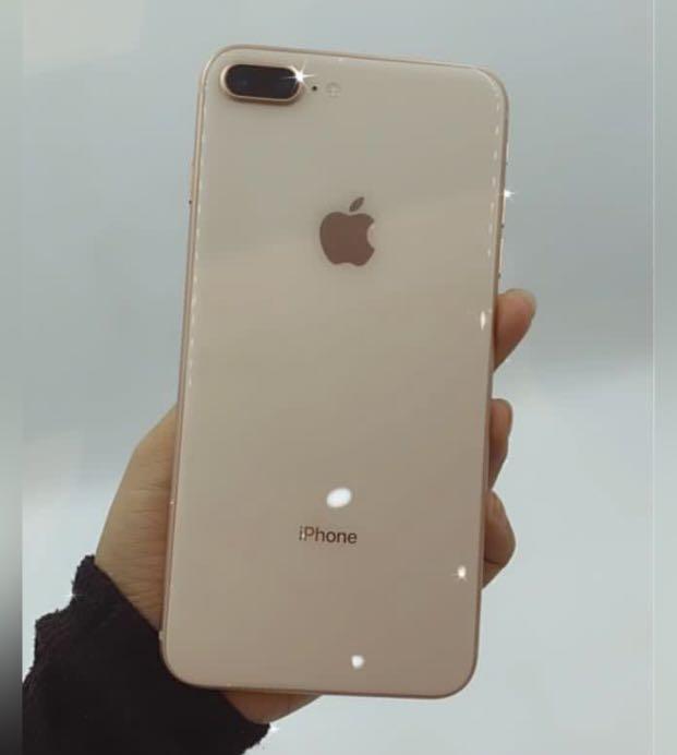 iPhone 8 plus 8+ gold 64gb