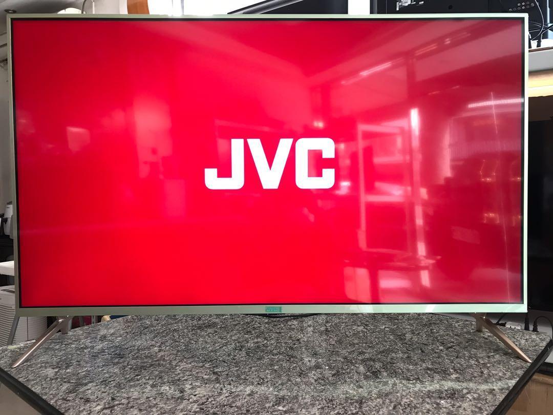 JVC48吋4k聯網電JVC48X
