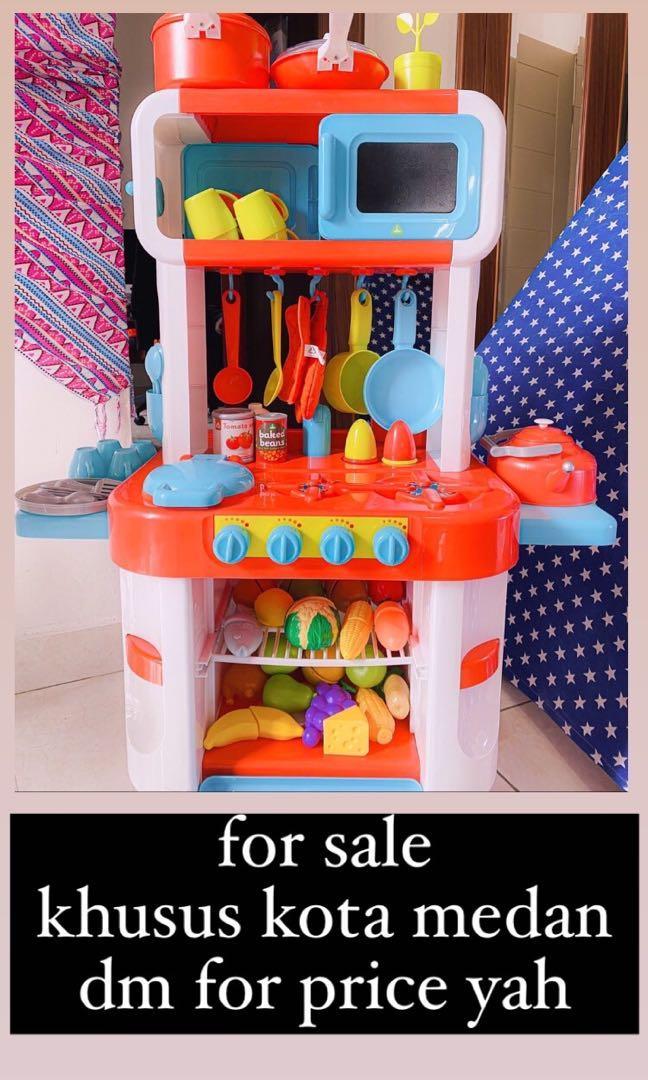 Kitchen Set ELC NO NEGO