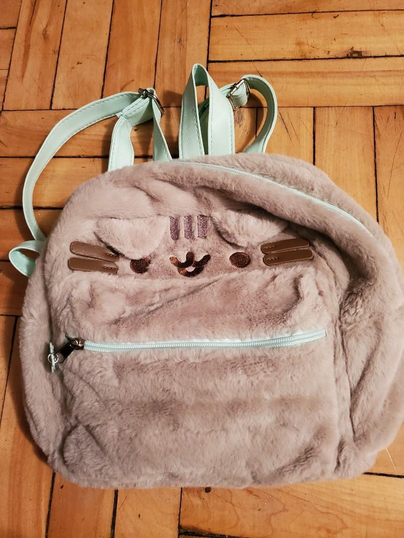 LN) Girls pushpuns mini backpack soft