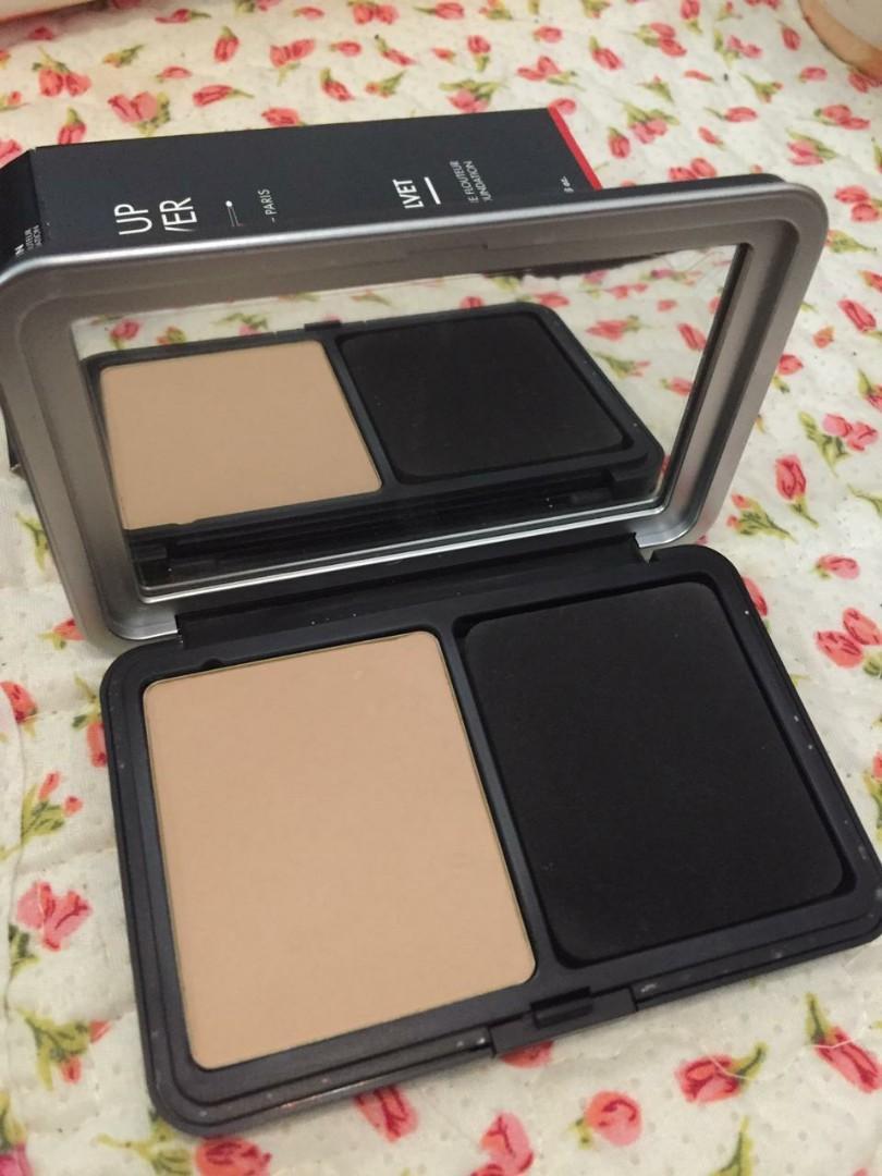 Mufe MATTE VELVET SKIN COMPACT   Make up for ever powder foundation