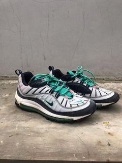 """Nike Air Max 98 """"north beach"""" us 9/27 cm"""