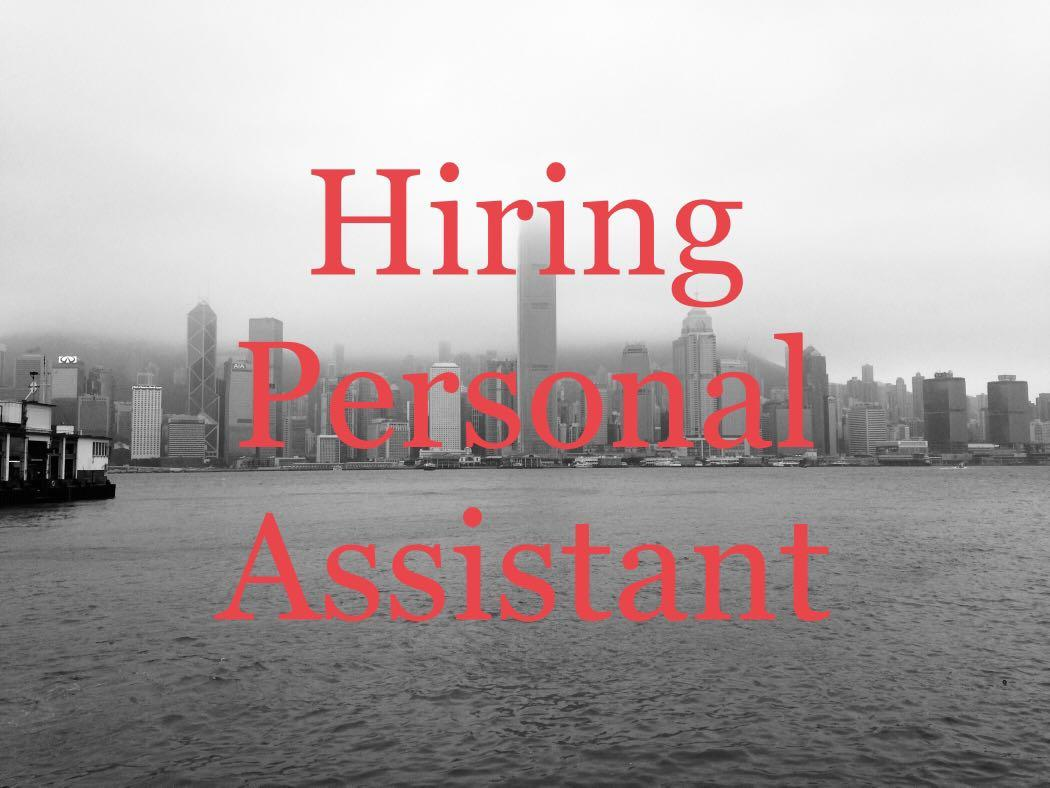 Personal Assistant (Admin)
