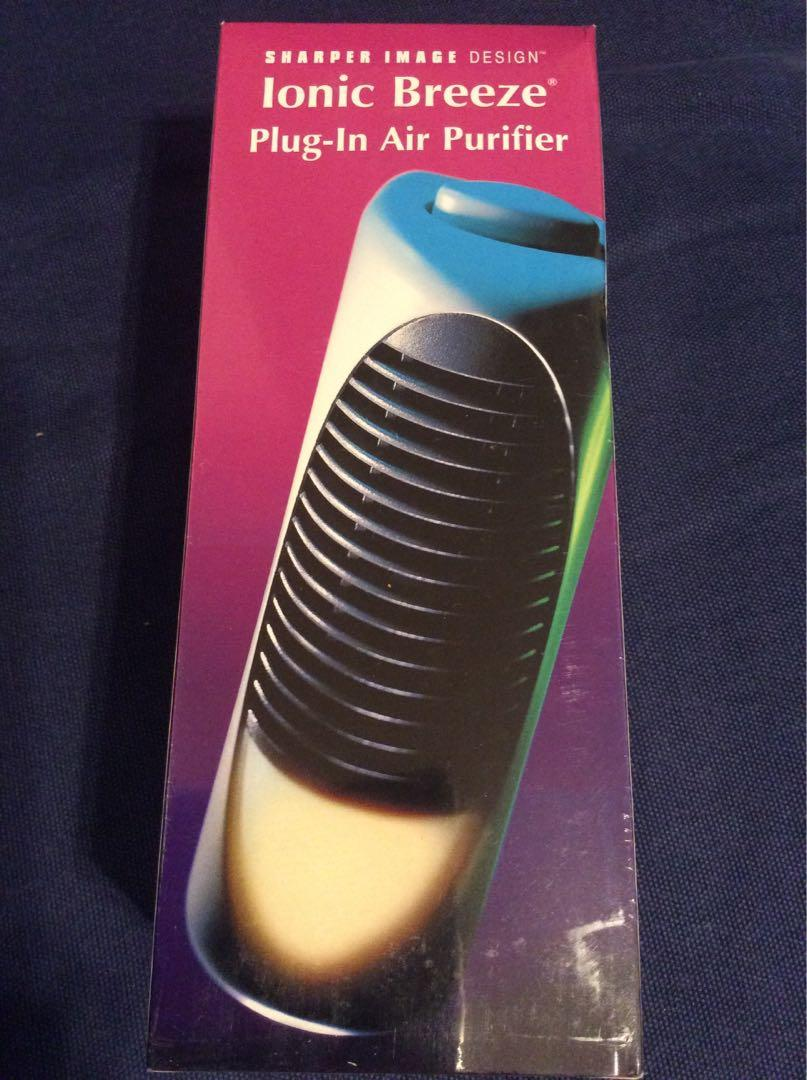 空氣清潔器Plug-In Air Purifier